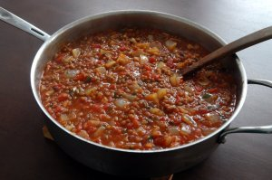 Macedonian Wheat Berry Stew