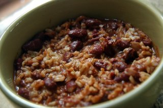 Rajma - Indian Kidney Bean Stew